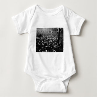 Michael Collins Free State Demonstration 1922 Baby Bodysuit