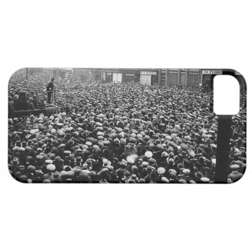 Michael Collins Free State Demonstration 1922 iPhone 5 Covers