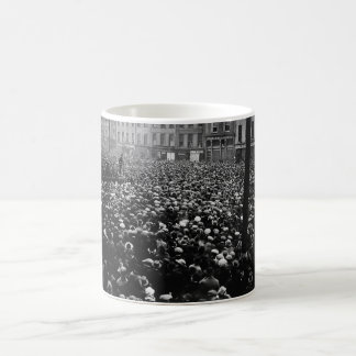 Michael Collins Free State Demonstration 1922 Coffee Mug