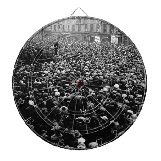 Michael Collins Free State Demonstration 1922 Dartboard