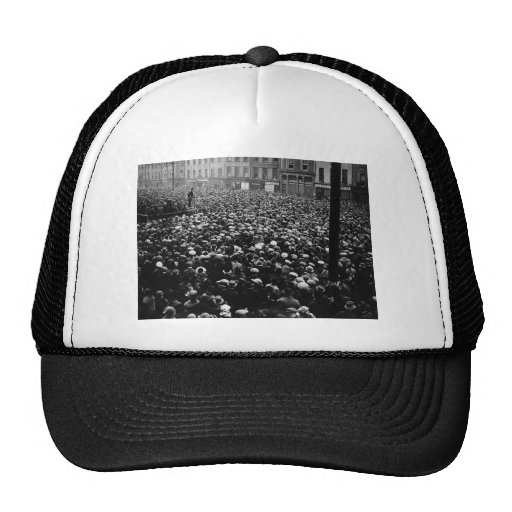 Michael Collins Free State Demonstration 1922 Trucker Hat