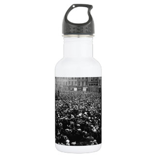 Michael Collins Free State Demonstration 1922 18oz Water Bottle