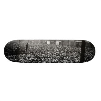 Michael Collins Free State Demonstration 1922 Skateboard