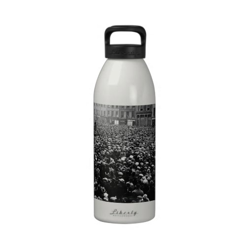 Michael Collins Free State Demonstration 1922 Reusable Water Bottles