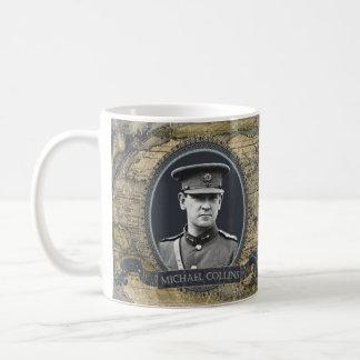 Michael Collins Historical Mug