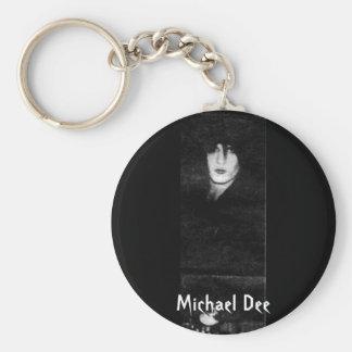 Michael Dee key Keychain