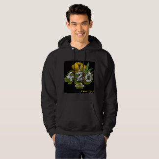 Michael DeVinci Basic Hooded Sweatshirt