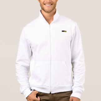 Michael DeVinci Men's Apparel California Zip Jogge Jacket