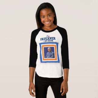 Michael Faulkner for Mayor of NYC T-Shirt