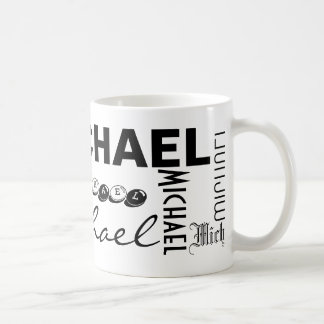 MICHAEL - Personalize The Mug