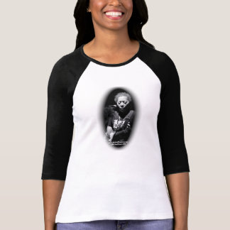 Michael Powers B&W long sleeve T-shirt