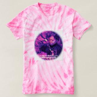 Michael Powers Tie-Dye T-Shirts