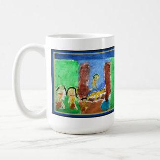 michael shara coffee mug