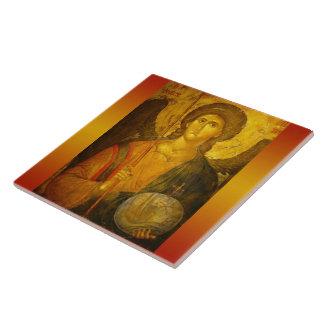 Michael the Archangel Tile