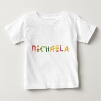 Michaela Baby T-Shirt