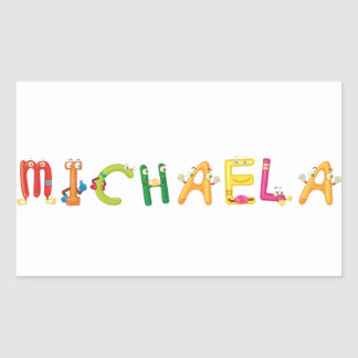 Michaela Sticker