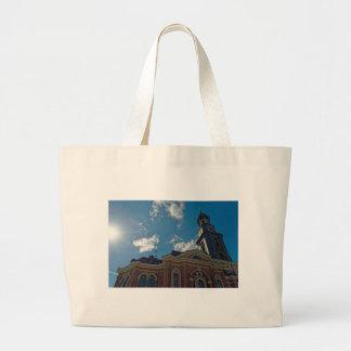Michel in Hamburg Large Tote Bag
