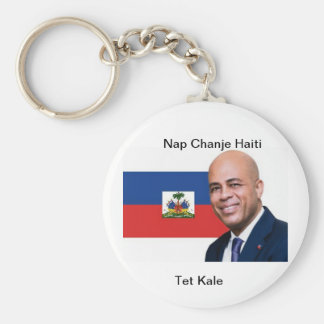Michel Martelly inauguration key chain