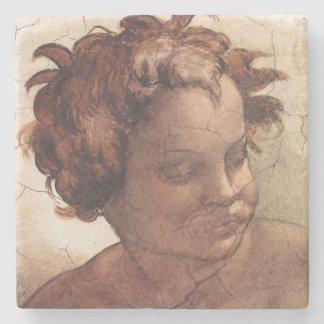 Michelangelo Buonarroti - Joel stone coaster