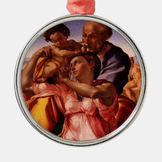 Michelangelo Buonarroti - Tondo Doni - Ornament