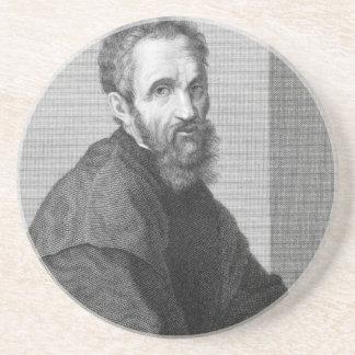 Michelangelo Drink Coasters