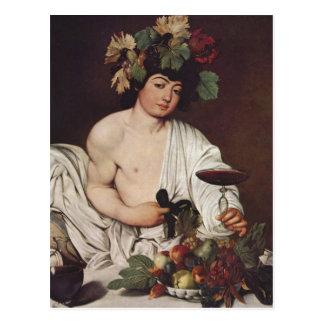 Michelangelo Merisi da Caravaggio Bacchus 1593-159 Post Cards
