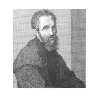 Michelangelo Notepad