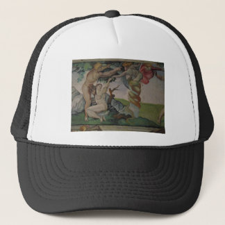 Michelangelo study on hat