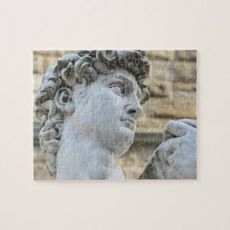 Michelangelo's David, Florence Italy Jigsaw Puzzle