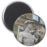 Michelangelo's David, Florence Italy Magnets