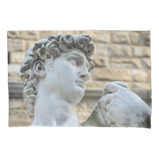 Michelangelo's David, Florence Italy Pillowcase