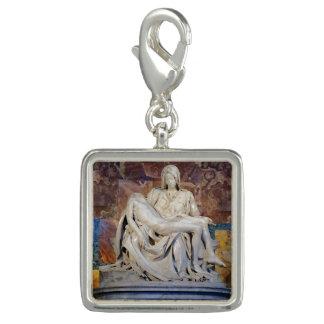 Michelangelo's Pieta Charm