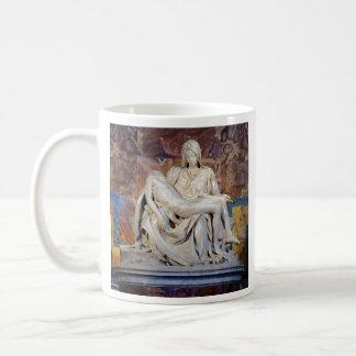 Michelangelo's Pieta Coffee Mug