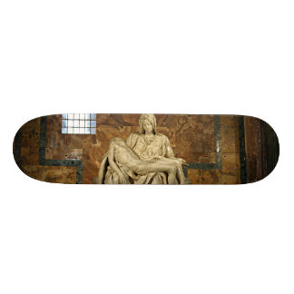 Michelangelo's Pieta in St. Peter's Basilica Skateboards