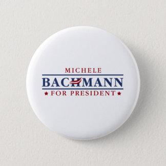 Michele Bachmann 2012 2 Inch Round Button