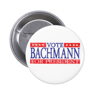 Michele Bachmann 2 Inch Round Button