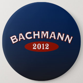 Michele Bachmann Arc 2012 6 Inch Round Button