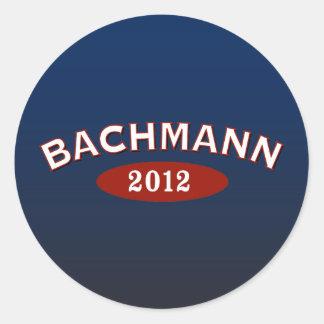 Michele Bachmann Arc 2012 Round Sticker