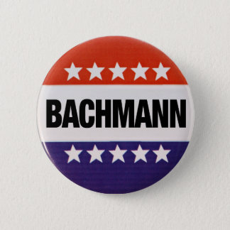 Michele Bachmann for President 2 Inch Round Button