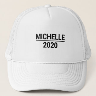 Michelle 2020 trucker hat