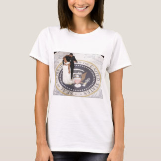 Michelle and Barack Obama T-Shirt