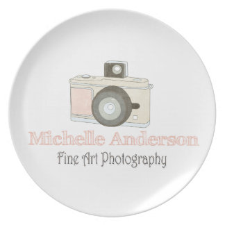 Michelle Anderson Dinner Plates