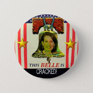 Michelle Bachman Liberty Bell Button