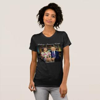 Michelle & Barack Obama, Making America Great T-Shirt