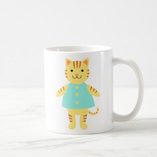 Michelle Cat Coffee Mugs
