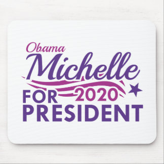 Michelle Obama 2020 Mouse Pad