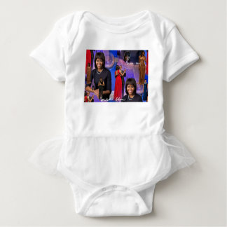 Michelle Obama Baby Bodysuit