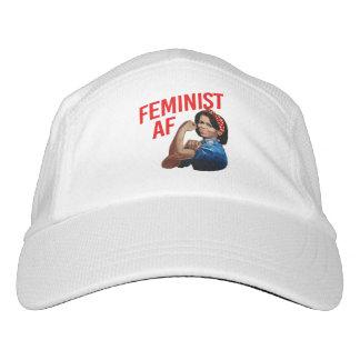Michelle Obama - Feminist AF - red --  Hat