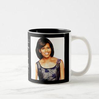 MICHELLE OBAMA, FIRST LADY mug