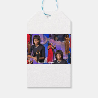 Michelle Obama Gift Tags